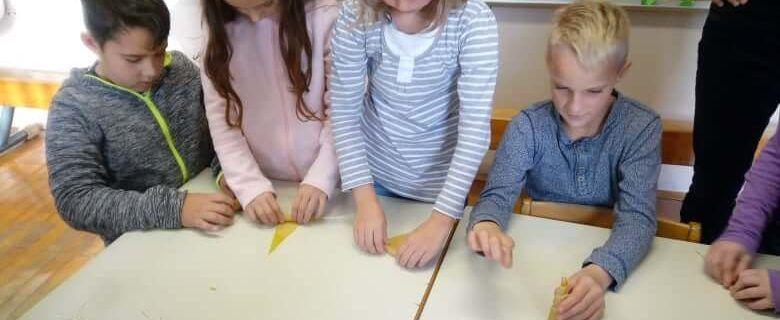 Tradicionalni slovenski zajtrk na podružnični šoli