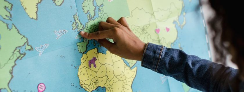 Šolsko tekmovanje iz geografije 2019/2020