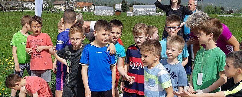 Naši učenci uspešni na šolskem občinskem krosu