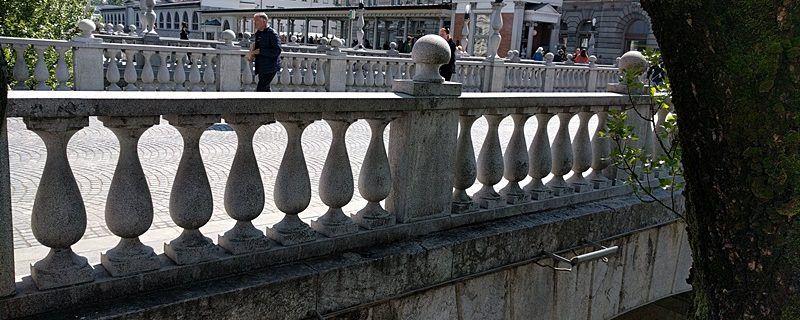 Plečnikova Ljubljana