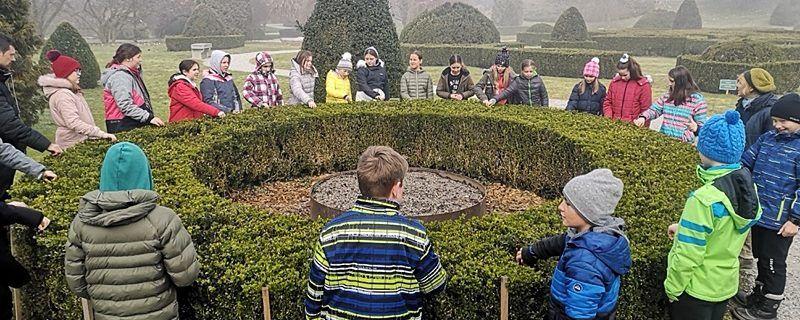Naravoslovni dan v Arboretumu Volčji Potok